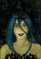 Queen Chrysalis by VeryGood91