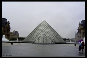 Musee du Louvre 4 by 0orchid