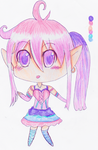 ELF ADOPT! CLOSED by BubbleChii