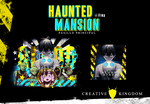 Haunted Mansion | Reto Express by cjsn45