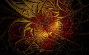 Red and Gold by MothersHeart