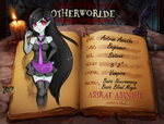 Otherworlde: Application for Astrae Asinthe by sheltie26