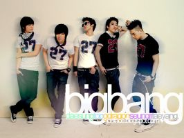 Big Bang Wallpaper by ElasticFantastic