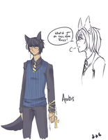 Anubis by Reverrii