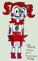 Baby (Five Nights at Freddy's: Sister Location) by tails-fangirl