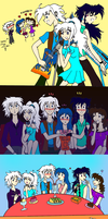 A Triple Date to Remember by Jyuudai