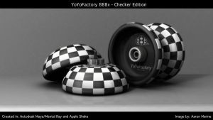 YoYoFactory 888x Checker by WhiteCrow1