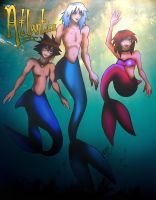 KH: Atlantica Trio by Swag-Thomas-Stroker