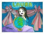 Happy birthday Laura by dreamsaddict