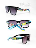 Katamari Sunglasses by Bobsmade