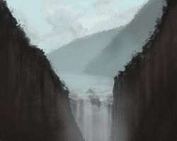 Mountains by Azraial