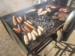 Cooking away on the Barbeque by FFDP-Korpiklaaniguy