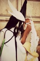 Bleach - Ulquiorra X Orihime By The S.C. Cosplay by theSCcosplay