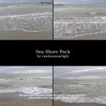 Sea Shore Pack by randomstarlight
