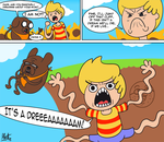 MOTHER 3 Time - Sunflower by Marcotto