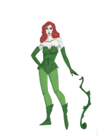 poison ivy part 2 by MommaCabbit