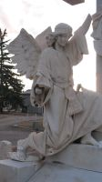 cemetary angel by Mind-Illusi0nZ-Stock