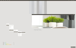 Minimal by deCoby