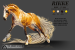 CHARACTER SHEET: RIKKE by THE--ENEMY