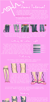 Asha's Jeans Tutorial by Icecradle