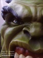 Hulk Bust life size 02 by ddgcom