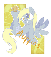 Derpy Hooves. Most Loved by Petalierre