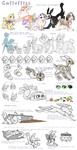 Cafluffles Speices Sheet - 2016 by Kandy-Cube