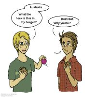 APH - What's in our burger by AuFigirl
