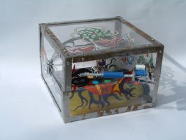 Tattoo Artist Lurch Box by themodelmaker