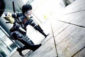 Dick Grayson Talon -Court of owls by Tenraii