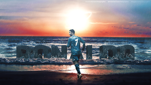 Cristiano Ronaldo by SanchezGraphic