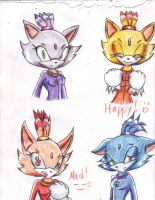 Blaze's emotions -scan- by IceAngel12