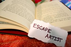 Escape through the Pages by Shaynihx