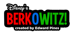 BERKOWITZ! Logo with Disney's logo by ETSChannel