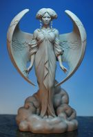 Nouveau Angel by MarkNewman