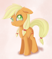 Young AJ by XDuskStarX