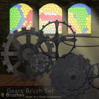 Gear Brushes by DoaC-Res