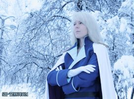 Lord Kunzite - Winter. by Vaishravana
