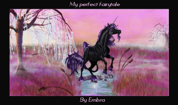 My perfect fairytale by Embrah