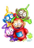 Smelly Tubbies by Rhyno777