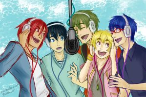 Splash Free! by mossmallow