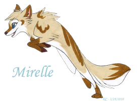 Mirelle the Magnificent by LilGreenTraveler