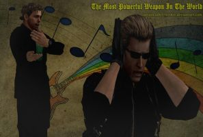 The Most Powerful Weapon by Captain-AlbertWesker