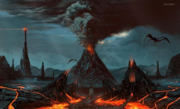 MORDOR by tylee1170