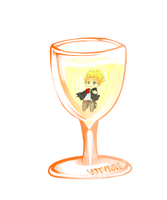KA: Cup Collab Event by chexuka