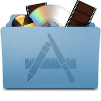 Media Tools Folder by jasonh1234