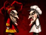 Punch and Judy by lonopan