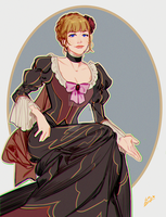 Beatrice by EvaBeeSmith