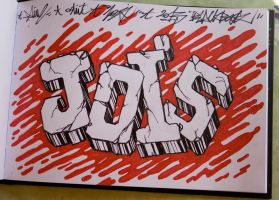 Jois 03.2013 #04 by jois85