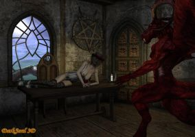 The Devils Concubine by DarkSoul3d
